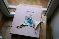 ru_scrapbooking: альбом для принцессы, продается