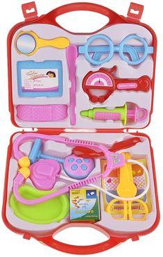 Little Girl Toys, Baby Girl Toys, Toys For Girls, Kids Toys, Kids Doctor Kit, Child Nursing, Cool Fidget Toys, Baby Doll Nursery, Cool School Supplies