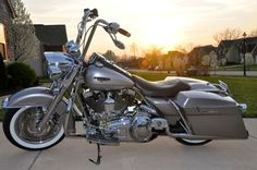 2000 Road King Classic | rk ape pics please - Harley Davidson Forums