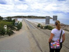 Granite Island in Australia