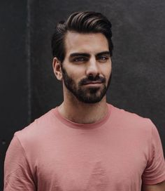 A forbidden dream Stefan💖poison : Photo Nyle Dimarco, Casual Grooms, Bear Men, Hair And Beard Styles, Hair Styles, Hairy Men, Great Hair, Attractive Men, Male Beauty