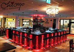 Chicago Bar & Restaurant In Norway RestaurantKitchen Equipment | Restaurant Equipment | Catering Equipment | Hotel Equipment In China