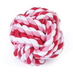 Pet Dog Braided Cotton Rope Knot Chew Toys Games Teeth Clean Balls Diameter for sale online Pet Puppy, Pet Dogs, Dogs And Puppies, Pets, Dog Cleaning, Teeth Cleaning, Cleaning Tips, Dog Toys Amazon