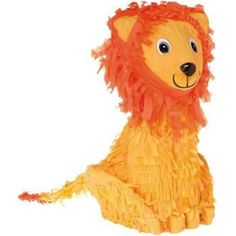 Check out Lion Pinata (each) - Cheap Party Decorations and Accessories from Wholesale Party Supplies