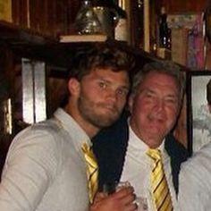 #JamieDornan <--with his Dad