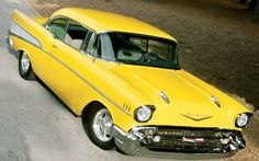 1957 Chevy Bel Air...Brought to you by #HouseofInsurance #CarInsuranceinEugene