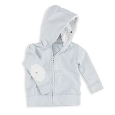 Silver Hoodie | Toronto Baby Store: balafant boutik  Made from 100% cotton jersey hoodie by aden + anais  is a comfy classic for all seasons that moves and stretches with your little one for ultimate comfort.