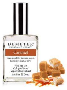 Demeter's caramel perfectly captures the essence of the candy-deep, rich, sweet, syrupy and sensual. No more need be said.