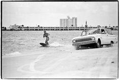 Rad Car Surfing