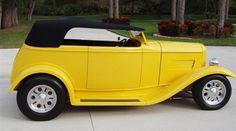 Boyd Coddington | 1932 Ford Model A Phaeton Roadster