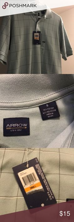 Dress shirt Arrow brand. NWT. Arrow Shirts Polos