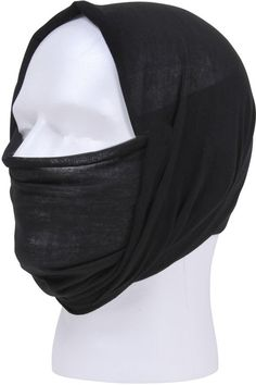 Black Tactical Multi Use Outdoors Headwrap | 5301 | $4.99