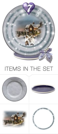 """""""Winter/ December/Advent Plate Contest💜"""" by ragnh-mjos ❤ liked on Polyvore featuring art"""