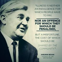 Illness, injury and disease are not a commodity or an opportunity for financial gain Fight for a publicly owned #NHS