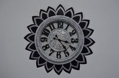Orologio glitter