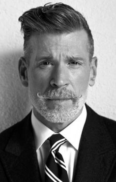 Nick Wooster | Men's Hairstyle Photos at FashionBeans.com