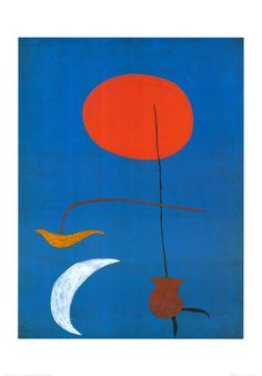 Joan Miró - Entwurf fur eine Tapisserie