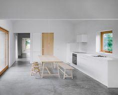 Casa en Gotland, tradición, minimalismo y naturaleza | More with less