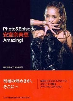 Amuro Namie Photo & Episode Amazing! RECO BOOK