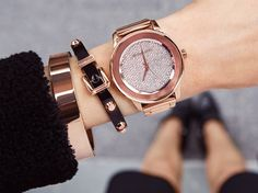 Glamour time. #PerfectTiming