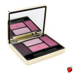 Guerlain Ecrin 4 Couleurs Long Lasting Eyeshadow - #11 Les Roses 7.2g/0.25oz #StrawberryNet #Guerlain #PompadourPink #Pink #Stylish #Makeup #Seduction #Rococo