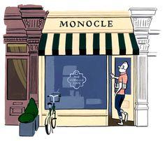 44: A Monocle café