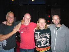 Beecake guys from the left, BJ or Billy Johnson, Rick Martin, John Crawford and our Dear Sweet Billy Boyd xxx