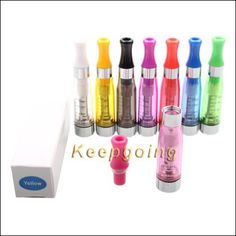 Wholesale Atomizers - Buy HOT E Cigarette CE5 Atomizers 1.6ml Clearomizer No E-liquid Leaking Colorful Suit For 510 EGo Battery With Retail Package Keepgoing, $0.83   DHgate