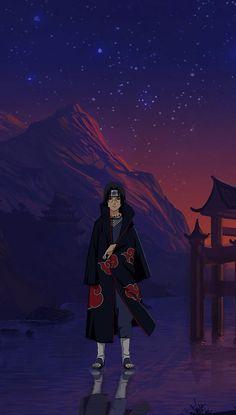 Fondo de pantalla Itachi Uchiha