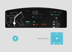 Reimagining In-Car UX Pt 1: Instrument Clusters — HH Design — Medium