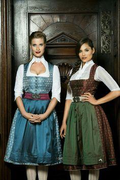 German Girls, German Women, Traditional Fashion, Traditional Dresses, Modest Fashion, Girl Fashion, Womens Fashion, Retro Outfits, Cute Outfits
