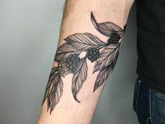 Coffee Plant by Megan Carroll at Revolution Ink (Pelham AL) - Modern Ring Tattoos, Love Tattoos, Tatoos, Incredible Tattoos, Beautiful Tattoos, Revolution Tattoo, Lord Of The Rings Tattoo, Believe Tattoos, Hipster Coffee