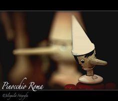Pinocho sin nariz