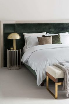 No Money? No problem! In this post, interior stylist Maxine Brady shares her luxe design ideas to give your home your luxe look for less % Home Bedroom, Bedroom Ideas, Bedrooms, Bedroom Decor, Tom Dixon Lighting, Paint Brands, Minimal Home, Bedroom Images, Interior Stylist