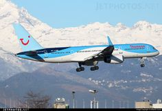High quality photo of G-OOBP (CN: 30394) Thomson Airways Boeing 757-2G5 by Alberto Cucini