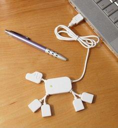 Cute Dog USB Hub
