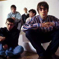 My favorite band ever, Oasis.