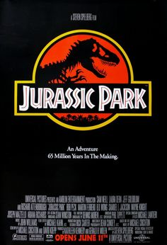 Jurassic Park : La référence ! Notre critique sur Gold'n Blog !