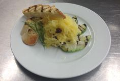 Boutique Farm Special - Grilled Chayote & Roasted Spaghetti Squash