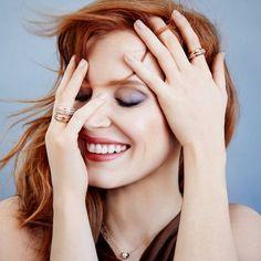Possession : Jessica Chastain incarne la nouvelle collection de Piaget