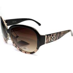 DG27 S6 DG Eyewear Elegant Vintage Women's Sunglasses with Protective Soft Pouch DG Eyewear. $12.95