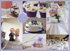 If you are on a budget or just want a small wedding with family why not have afternoon tea after your ceremony.....Careys Manor Hotel in the New Forest do a lovely afternoon tea! :)