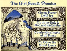 Image result for girl scout promise, successes