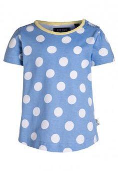 Blue Seven - T-shirt con stampa - hellblau