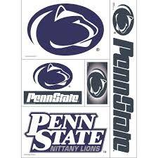 Reusable Pattern Penn State Nittany Lions Stencil 10 Mil Mylar