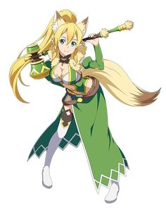 Leafa / Sword Art Online series