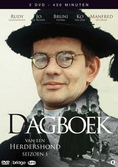 TV: serie Dagboek van een Herdershond....Ik was zooooo fan van Jo De Meyere..nog....