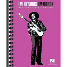 Stan getz omnibook for b flat instruments transcribed exactly from hal leonard jimi hendrix omnibook for c instruments fandeluxe Image collections