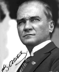 Ataturk, one of the most contemporary leaders in the 20th Century.