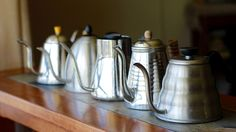 Gadget Review: Five of the Best Coffee Pour-Over Kettles - Eater